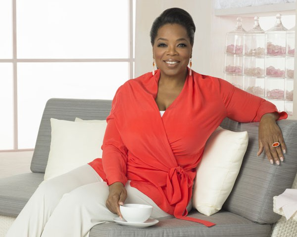 Oprah Winfrey. (Photo: Leslie Hindman Auctioneers)