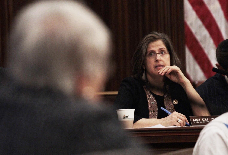 Councilwoman Helen Rosenthal (Photo: William Alatriste/New York City Council).