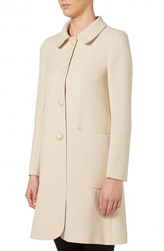 Wade coat by British brand Goat, favored by Kate Middleton (Photo: GoatFashion.com)
