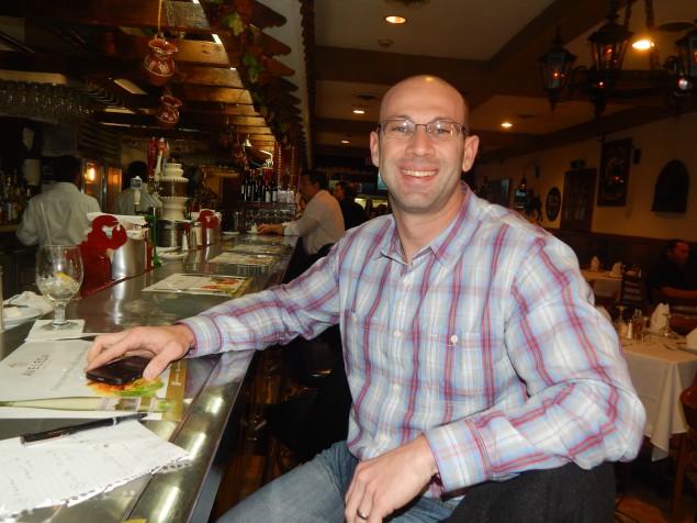 Adam Silverstein is a Democratic operative in Bergen County.