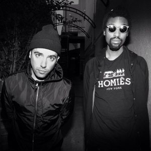 The Knocks.