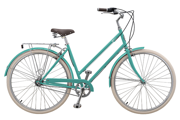 Brooklyn Bicycle Co. has the perfect set of wheels for your daily commute.