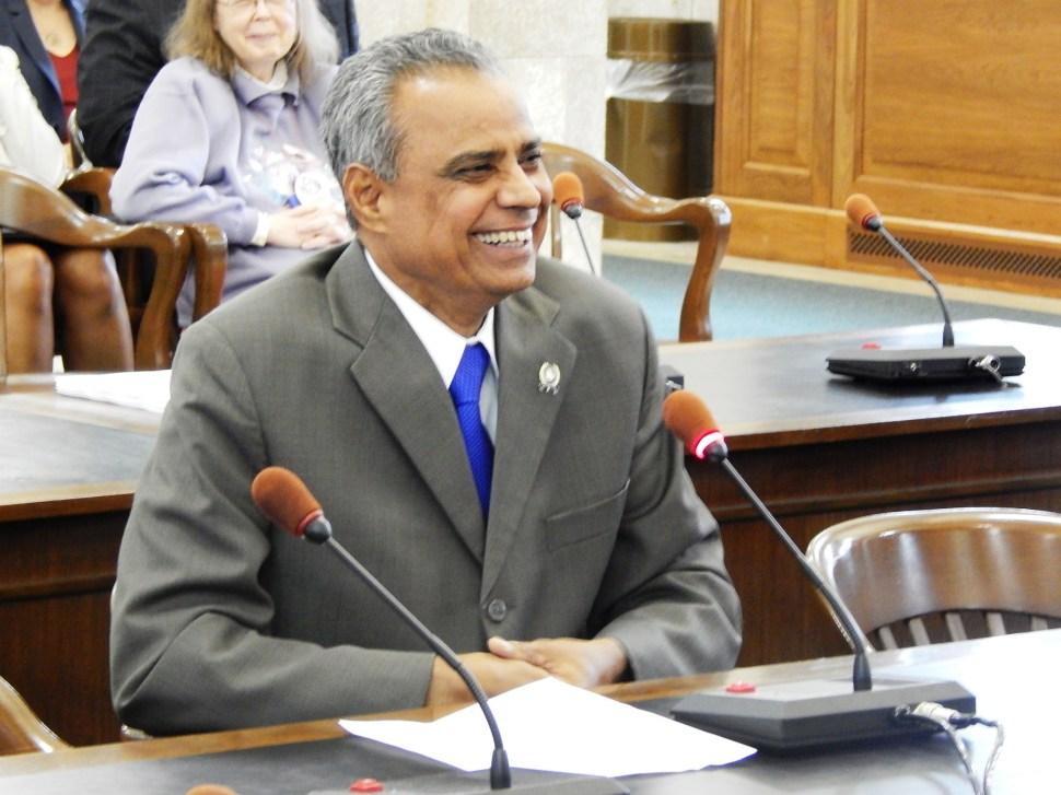 Former Assemblyman Upendra Chivukula (D-17).