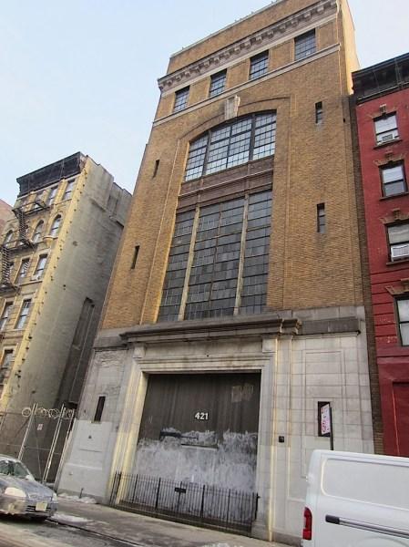 Walter De Maria's former home and studio. (Photo courtesy nyc.gov)