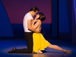 An American in Paris received a dozen Tony nominations.