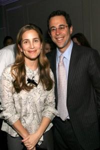 Lisa and Jeff Blau. (Patrick McMullan)