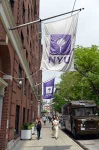 Workers at NYU's Abu Dhabi campus faced abusive conditions, according to a new report. (Getty)