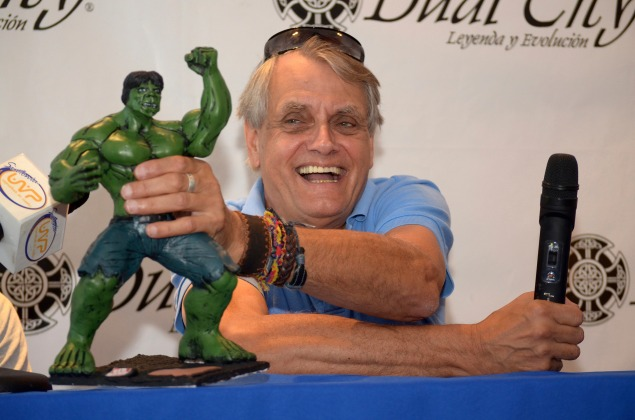 Herb Trimpe Illustrator and Co-creator of Marvel Comics Wolverine dies at age 75 (Photo:  Rodolfo Vanegas/LatinContent/Getty Images)