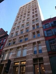 158 Mercer Street.