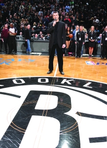 Mikhail Prokhorov parlayed his minority ownership of the Brooklyn Nets into a majority stake.