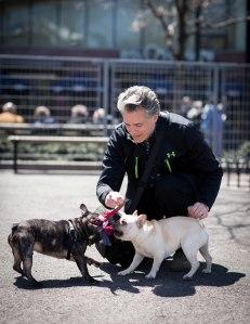 Highline Residential's 'pet specialist,' Mark Karten