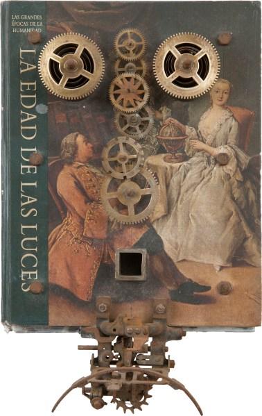 Eduardo Ponjuán's La Edad de las Luces (Age of Enlightenment), (1997). (Photo: Bronx Museum of the Arts)