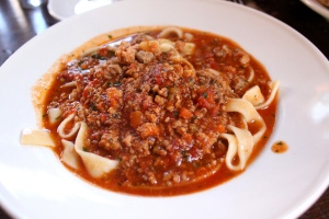Frankie Spuntino's tagliatelle bolognese. Photo: Veronica Chan/Flickr Creative Commons