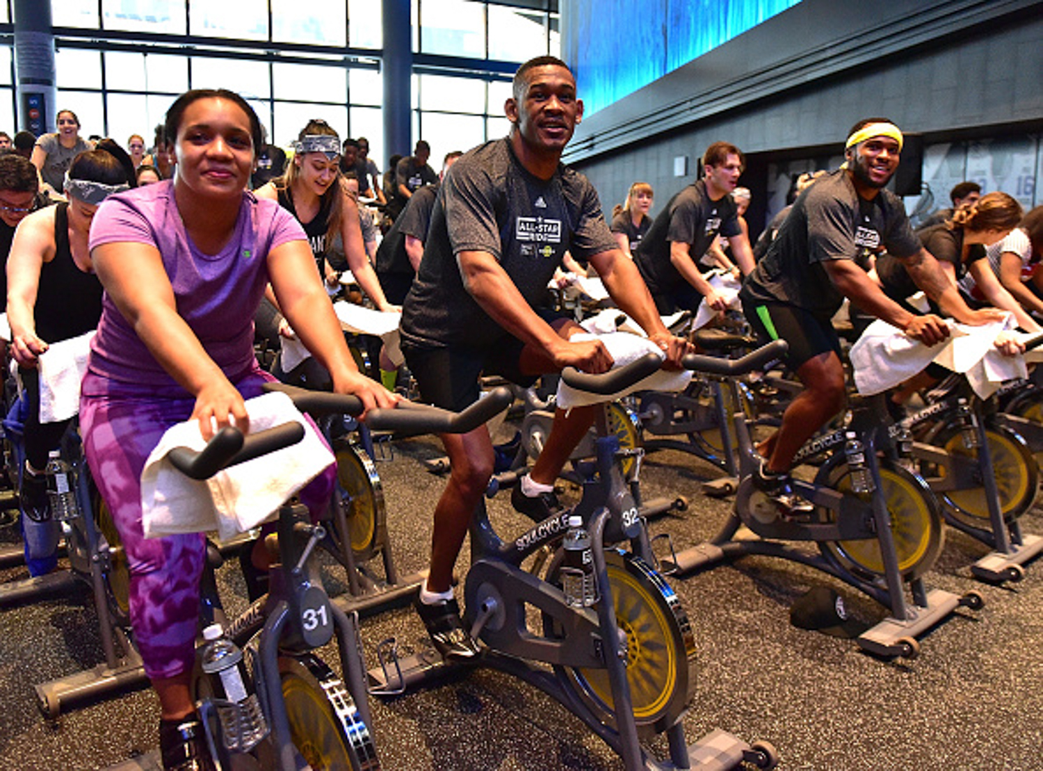 SoulCycle (Photo: Getty).