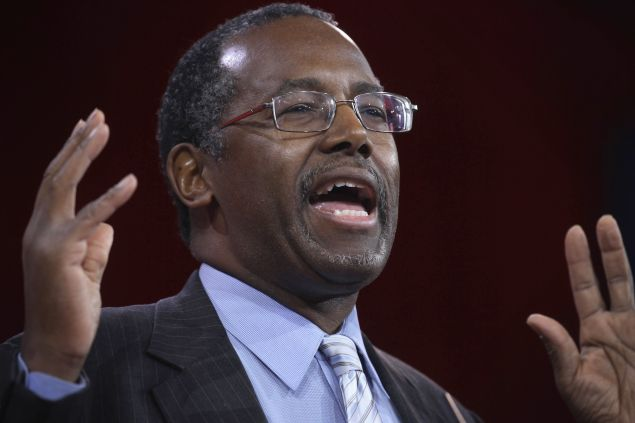 Dr. Ben Carson's recent scandals have taken the Internet by storm. (Photo: Alex Wong/Getty Images)