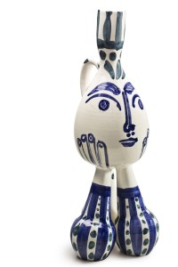 Vase Tripode (A.R. 125), 1951, Christie's upcoming May 5-19 online sale, Est. $80,000-$120,000