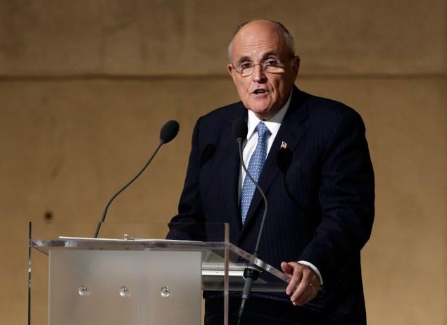 Former Mayor Rudolph Giuliani (Getty Images)