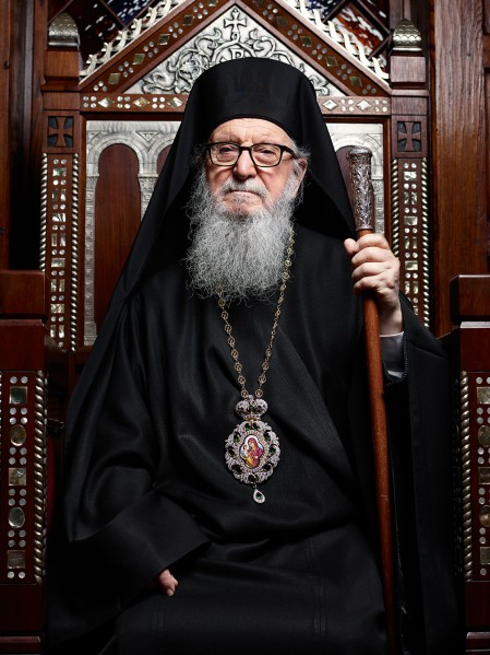 Archbishop Demetrios of America
