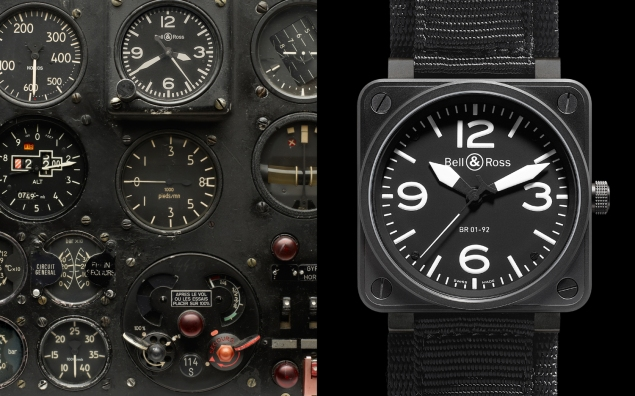 Bell & Ross 10th Anniversary BR-01.