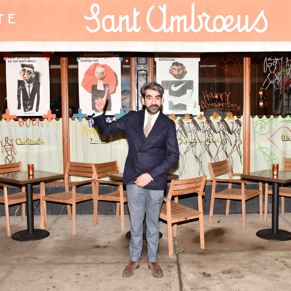 Sant Ambroeus Soho Celebrates One Year Anniversary