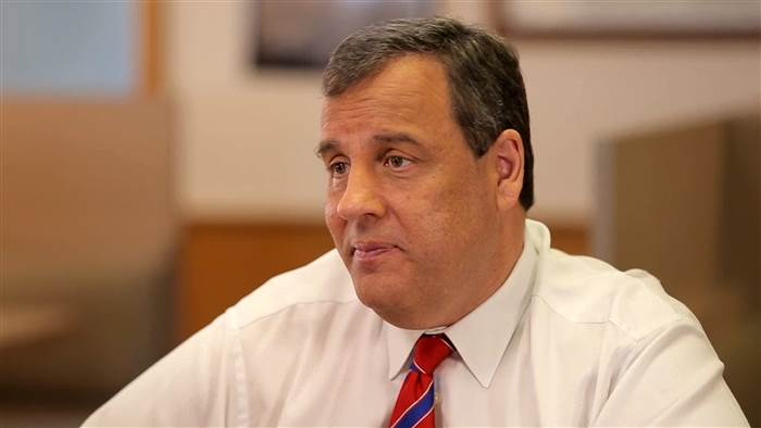 Governor Christie.