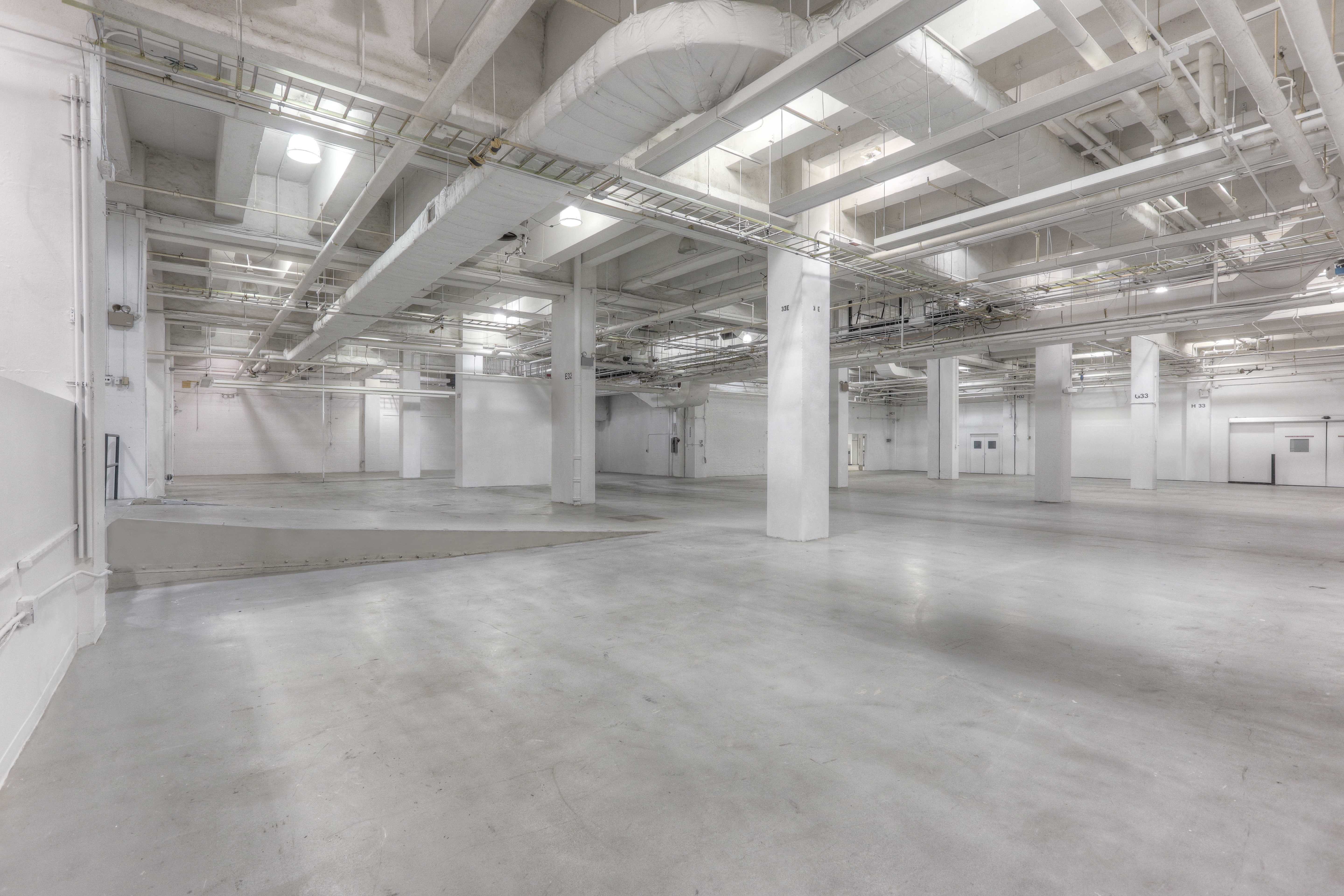 Interior of Skylight at Clarkson Square. Photo: Courtesy of Skylight Group