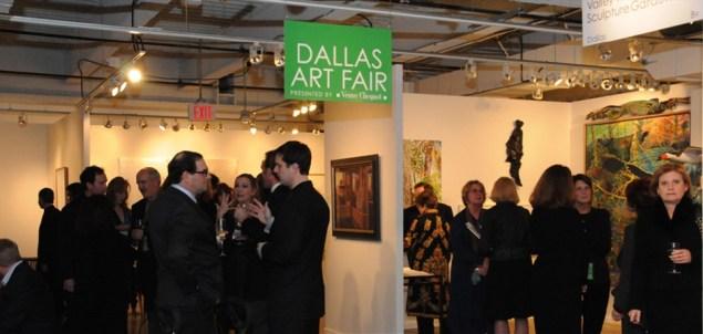 The Dallas Art Fair. (Courtesy Dallas Art Fair)