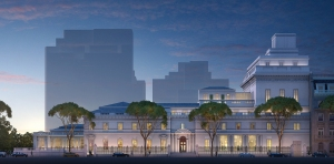 A rendering of the new Frick Collection, if the plans are approved. (Courtesy The Frick Collection)