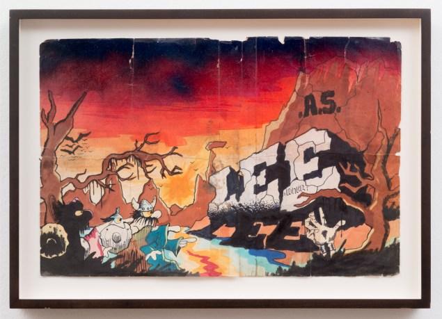 Hagar the Horrible (1978). (Photo: Nicole Klagsbrun)