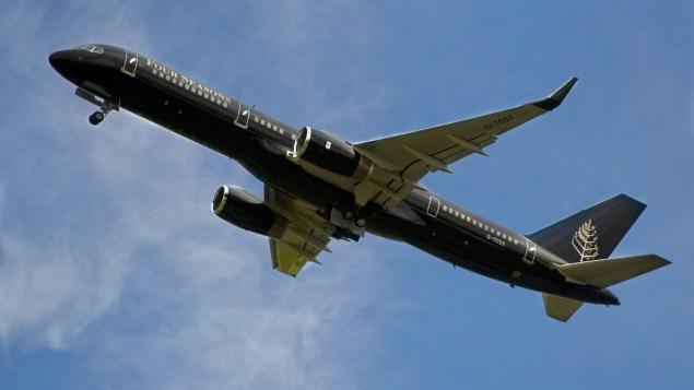 The Four Seasons private jet. (Photo: The Four Seasons)