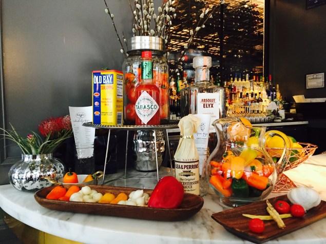 Not keen on tomato juice? No problem. (Photo: The New York Observer/Sage Lazzaro
