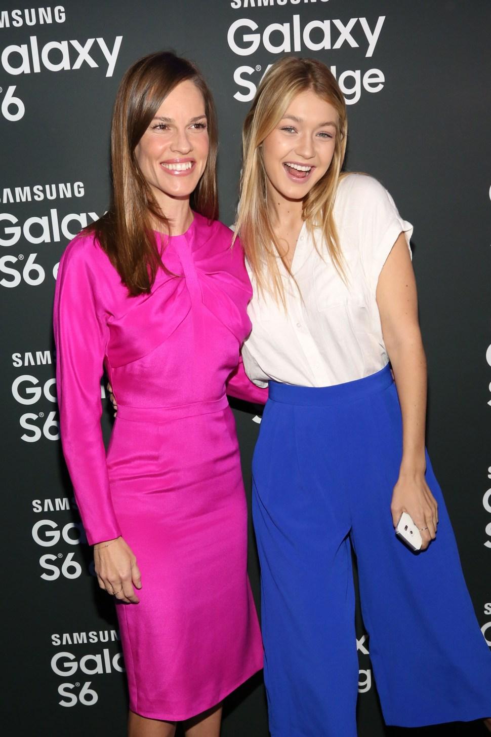 Samsung Celebrates Launch of Galaxy S 6 & Galaxy S 6 Edge in NYC