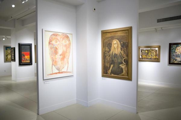 One of India's largest art galleries has opened a 57th St. branch. (courtesy: Delhi gallery)