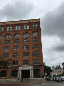 The Texas Book Depository, where Lee harvey Oswald supposedly acted as the single shooter in the Kennedy assassination, though I really doubt it. (Photo by Nate Freeman)
