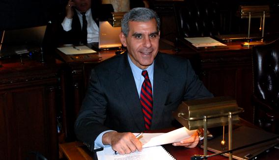 Joe Kyrillos, senator from Monmouth