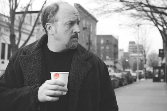 Louie, Louie, you're going to die...eventually. (FX)