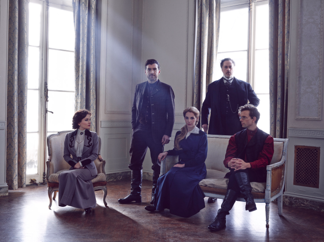 There's plenty to look at in Doctor Zhivago, though not much happens. (Photo: Jason Bell)