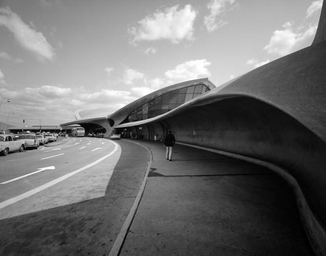 [TWA Flight Center.]