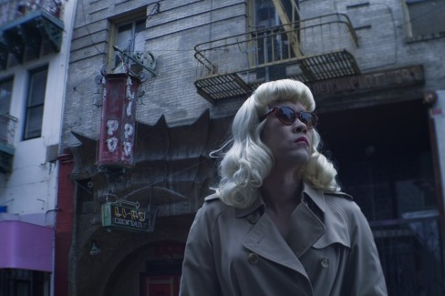 Ming Wong, video still from After Chinatown (2012). (Courtesy the artist, photo via Kadist)