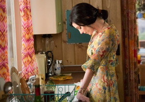 Megan Draper (Jessica Paré). (Photo by Michael Yarish/AMC)