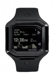 Nixon's Ultratide watch.