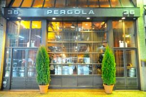 Pergola - New York, NY CREDIT: NOAH FECKS