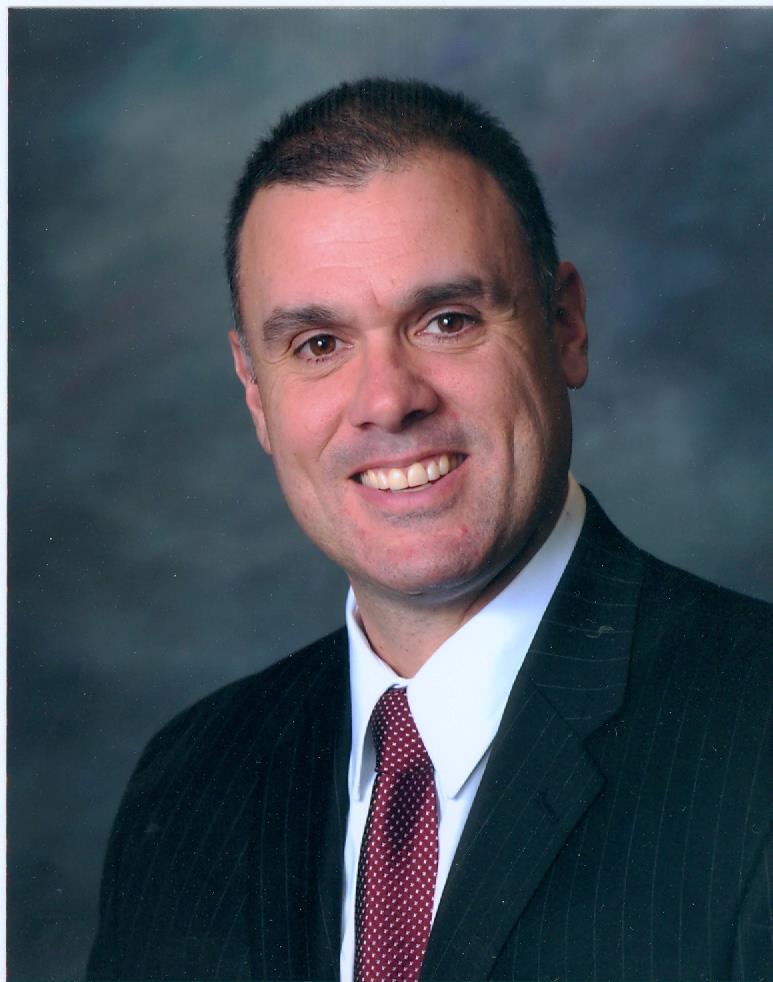 Paramus Mayor Richard LaBarbiera.