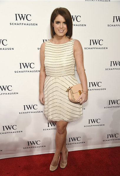 Princess Eugenie attends the IWC (Photo: Getty)