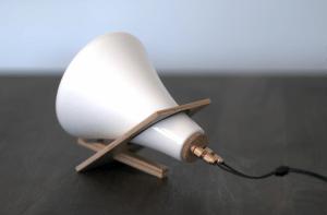 Detail of Ceramic Speaker (Photo: Joey Roth)