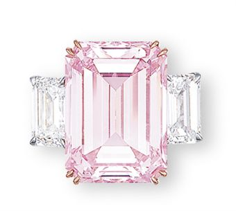 Christies Perfect Pink went for TKTK in Hong Kong in TKTK. Photo: Christies)