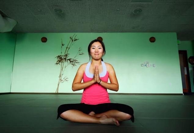 Sangha Yoga Shala hosts an open house.