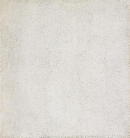 Interminable Net #3 by Yayoi Kusama (1959). (Photo courtesy of Sotheby's)