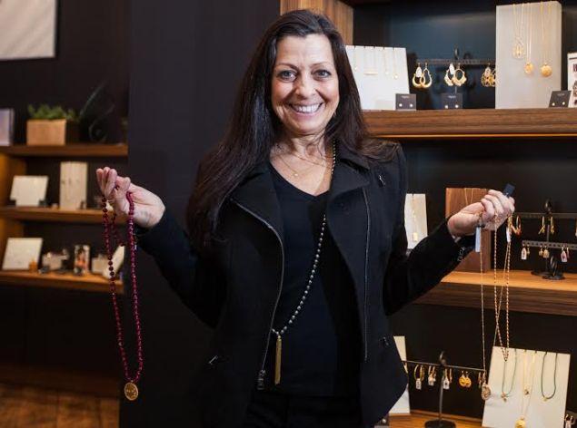 Jewelry Designer Satya Scainetti