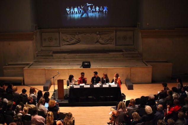 The Performa Institute, 2012. (Photo credit: Paula Court)